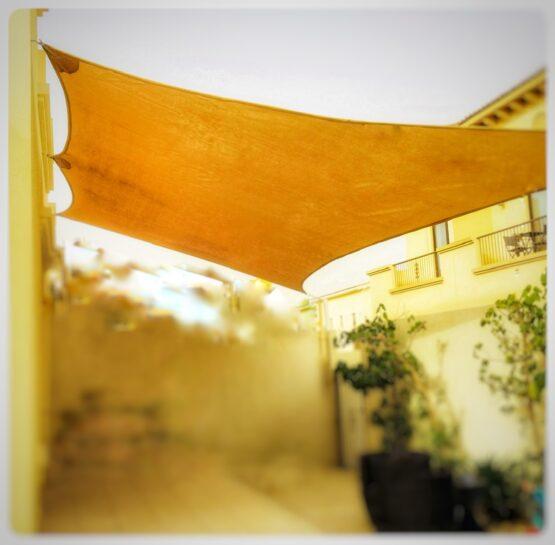 Sun shade installation Dubai