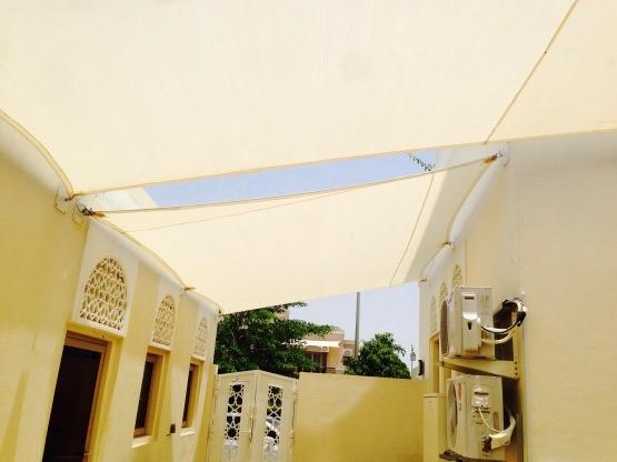 Sun shade suppliers in Dubai